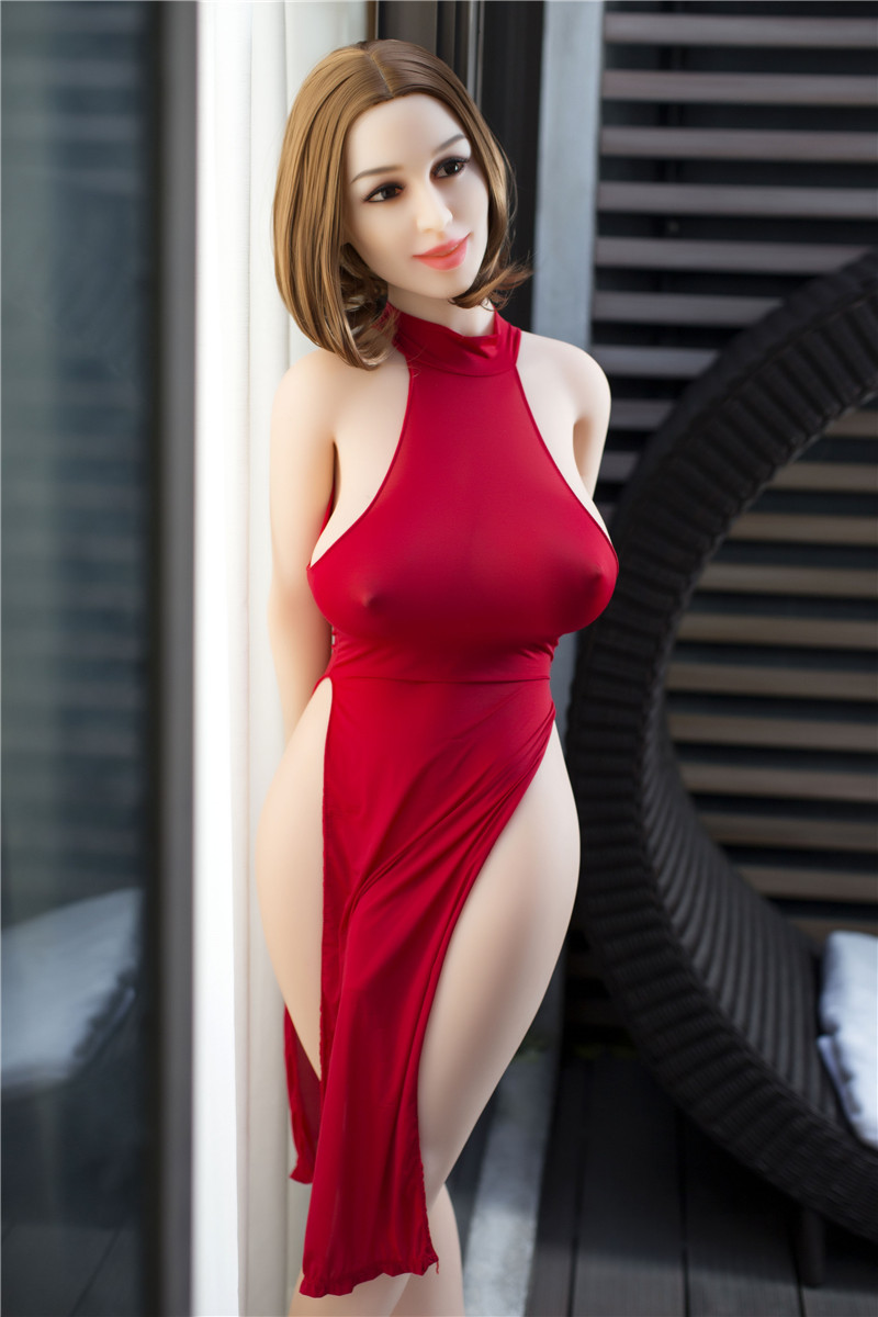 Shemale/Hermaphrodite OR Doll 156cm/5ft1, 33kg/73lbs, H-cup, 146# head - Best Quality Sex Dolls
